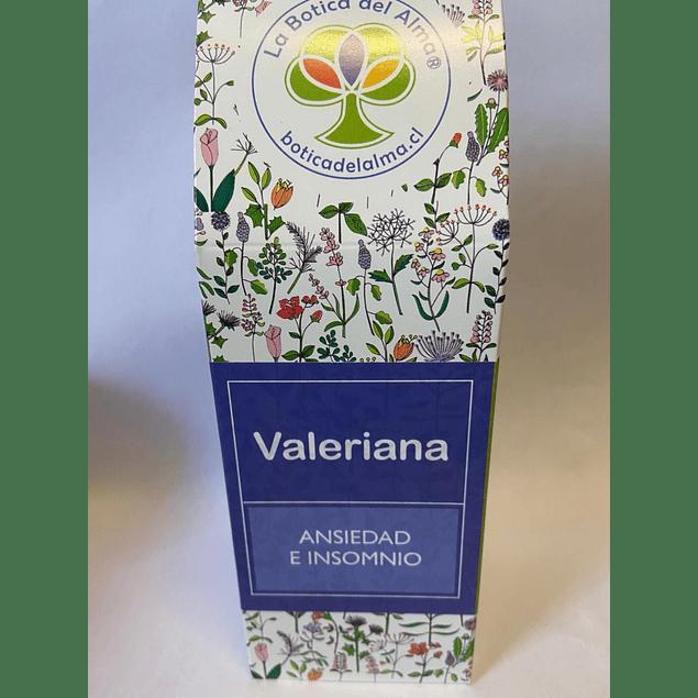 Valeriana infusion 20 bolsitas 20g La Botica del Alma