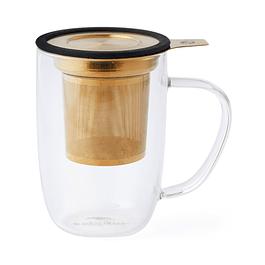 Mug Bhoro Negro 470 ml Adagio