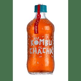 Kombucha Original 500ml Refrigerado Kombuchacha
