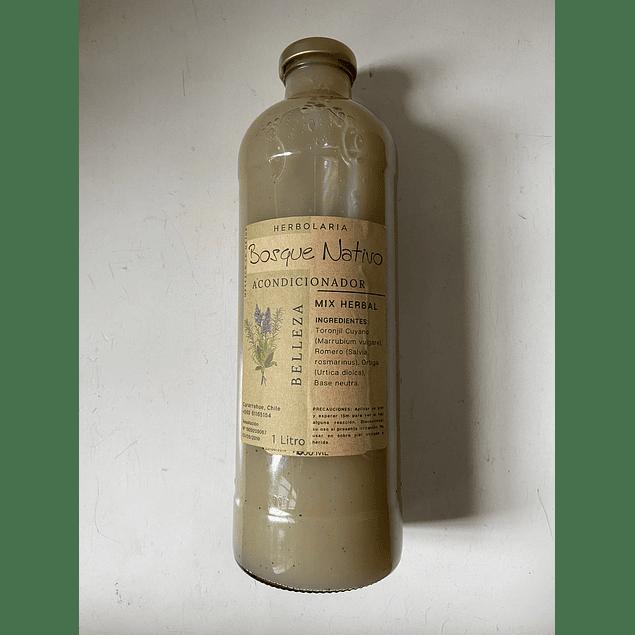 Acondicionador Mix de Hierbas 1L Herbolaria Bosque Nativo