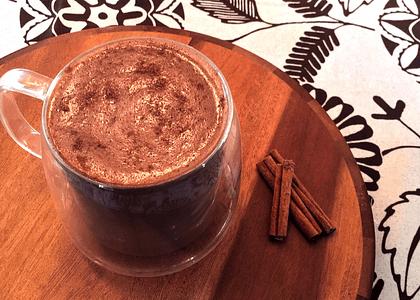Receta: Chocolate Caliente Especiado