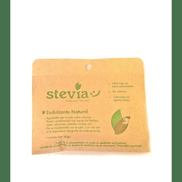 Stevia Hoja Molida