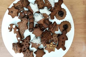 Receta: Galletas de Navidad veganas y sin gluten