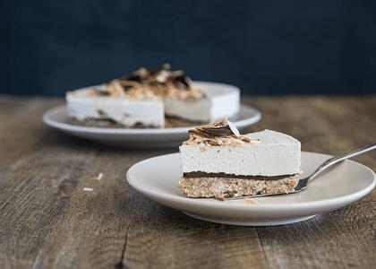 Receta: Cheese Cake sin lácteos
