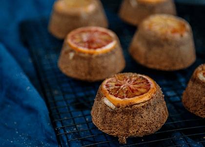Quequitos de Naranja sin gluten