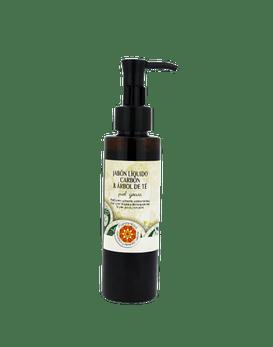 Jabón líquido para piel grasa