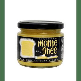 Ghee 210ml Libre de lactosa y caseina ManteGhee