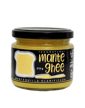 Ghee mantequilla clarificada 210 grs.