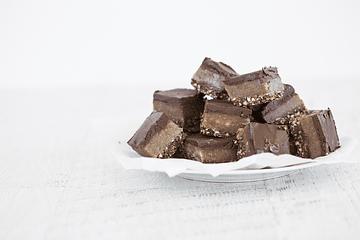 Receta: Bocados de caramelo 100% naturales