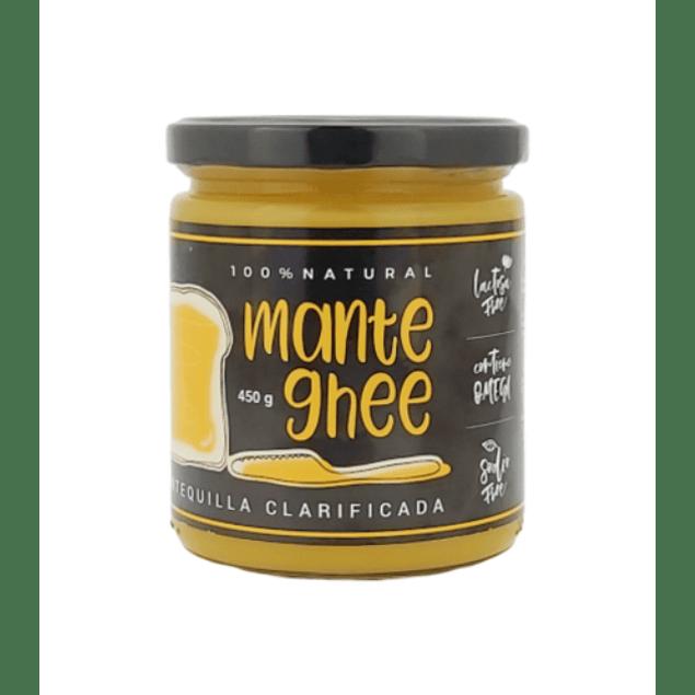 Ghee 450ml Libre de lactosa y caseina ManteGhee