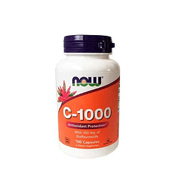 Vitamina C1000 100 capsulas  Now