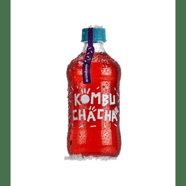 Kombucha Arandano 500ml Refrigerado Kombuchacha