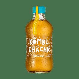 Kombucha Te Verde 500ml Refrigerado Kombuchacha