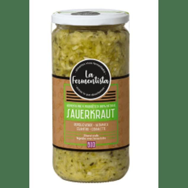 Sauerkraut Verdes Vivos 680gr