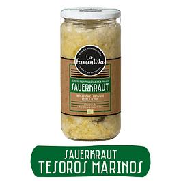 Sauerkraut Tesoros Marinos 680gr