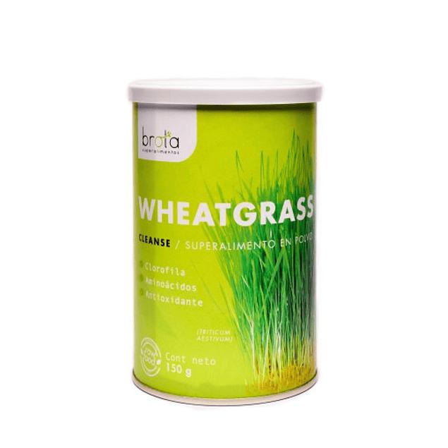 Wheatgrass 150gr Polvo Brota