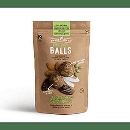 Energy Ball Almendra Semillas 40gr  Smart snack