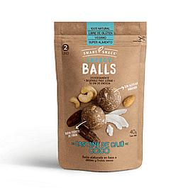 Energy Ball Castaña Caju Coco 40gr  Smart snack