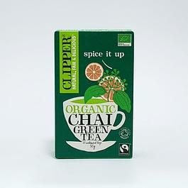 Té Green Chai 20bolsas  Clipper