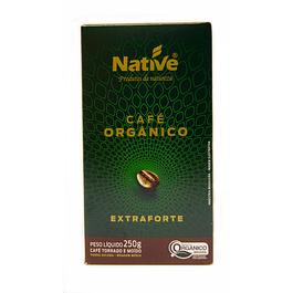 Café molido 250gr Orgánico Native
