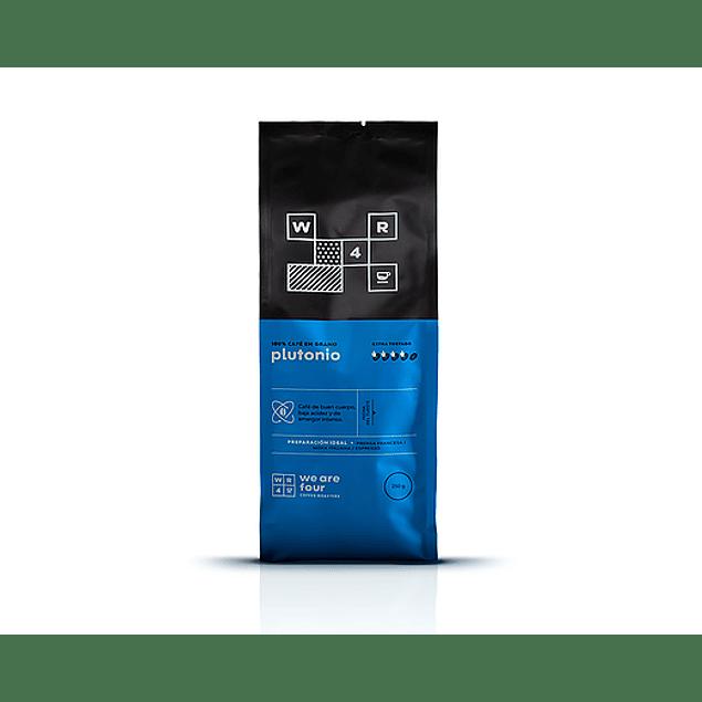 Café de grano Plutonio 250gr  WR4