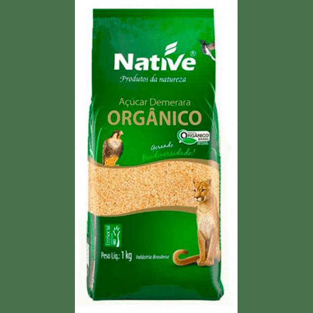 Azúcar rubia 1kg Orgánico Native