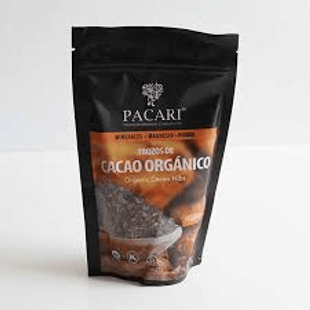 Cacao Nibs 200gr Orgánico Pacari