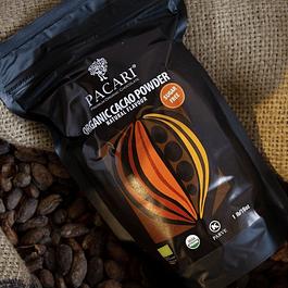 Chocolate Cacao polvo 454gr Orgánico Pacari