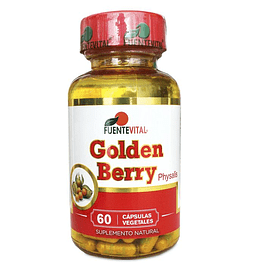 Golden Berries 60 cápsulas  FuenteVital