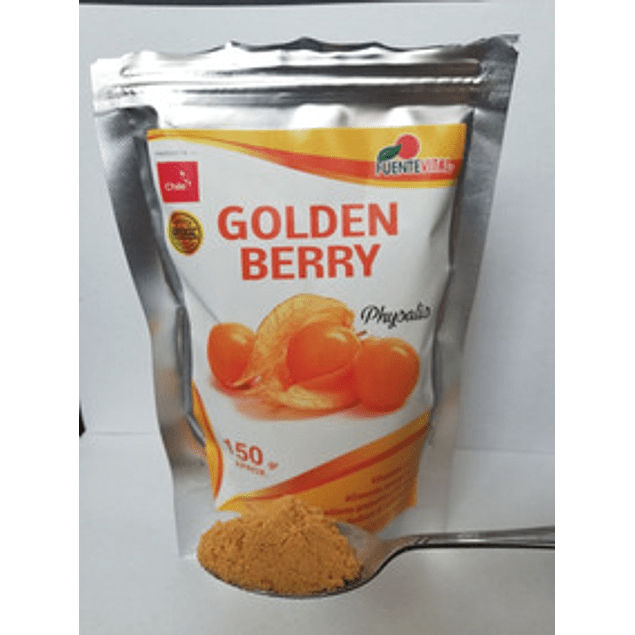 Golden Berries 150gr  FuenteVital