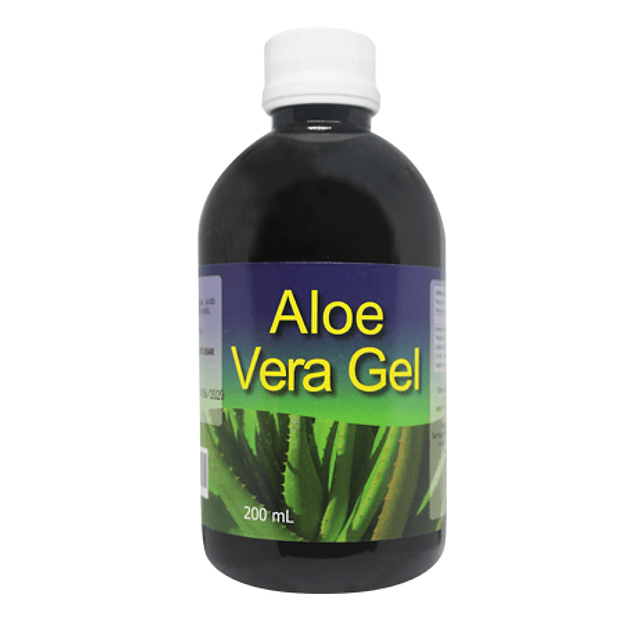 Aloe vera gel 200ml  Ximena Polanco