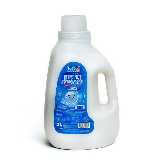 Detergente Extra coco 3lt  Late!