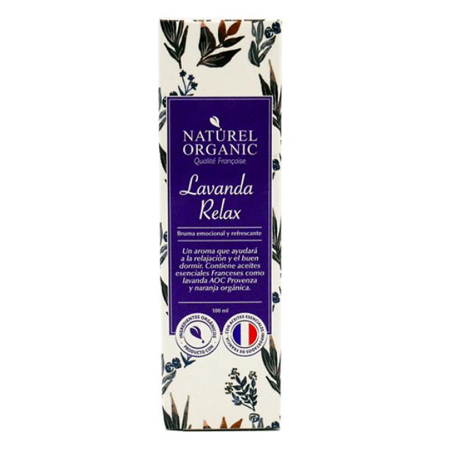 Bruma Lavanda Relax 100ml  Naturel