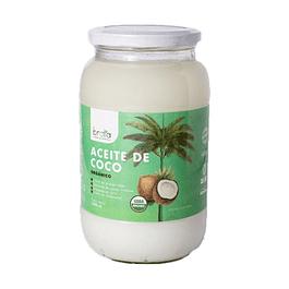 Aceite de coco 1lt Orgánico Brota