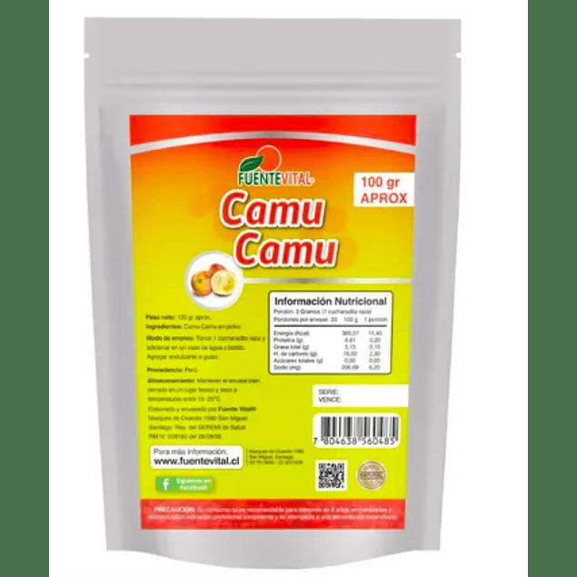 Camu Camu 100gr  FuenteVital