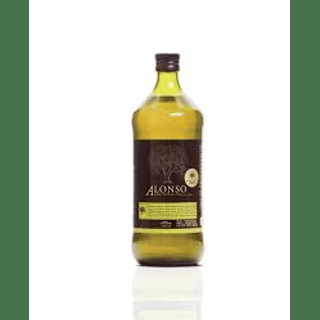 Aceite de Oliva 1lt  Alonso