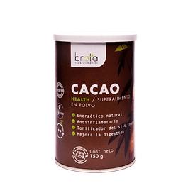 Cacao 150gr Polvo Brota