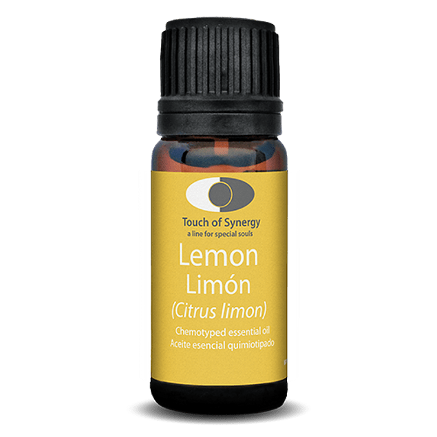 Aceite esencial limon 10ml  Touch of sinergy