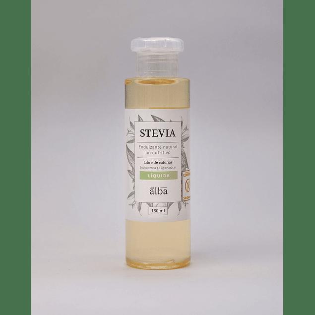 Stevia líquida  150ml  Del alba