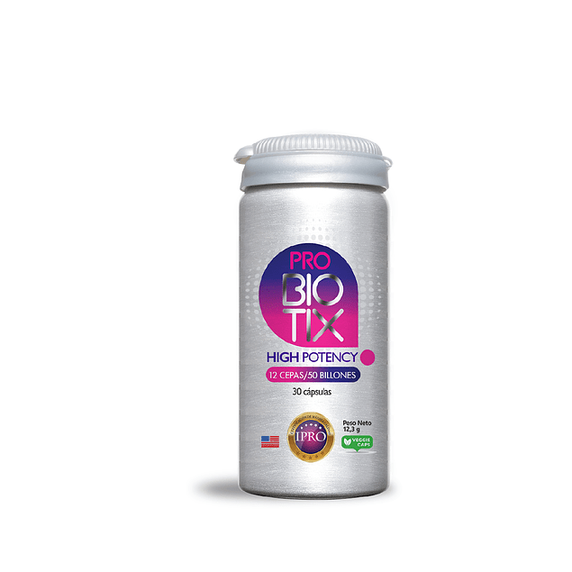 Biotix High potency (50 billones) 30 cápsulas  Newscience