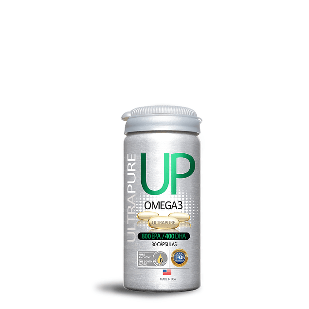 Up Omega 3 30 cápsulas  Newscience