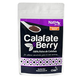 Calafate berry 60gr Polvo Nativ for life