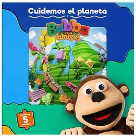 Cuidemos el planeta Libro  Bubba