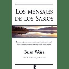 Los mensajes de los sabios Libro  Brian Weiss
