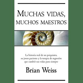 Muchas vidas muchos maestros Libro  Brian Weiss
