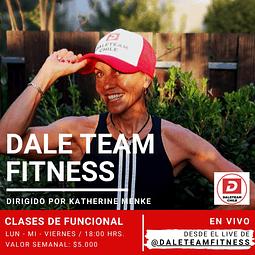 Dale Team Fitness por Katha Menke Semanal