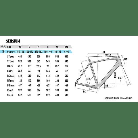 LAPIERRE SENSIUM 300 CP M 2019