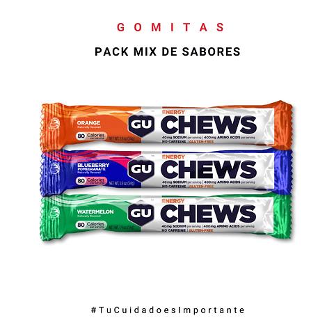 Mix GU Original Energy Chews