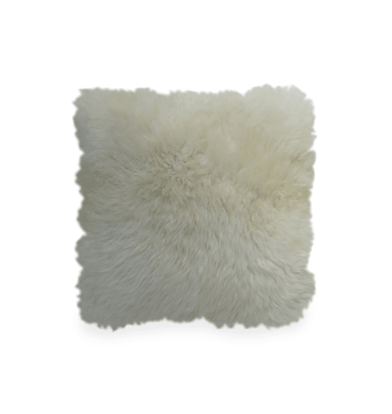 SHEEP LEATHER CUSHIONS