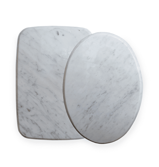 MARBLE CHEESE DISHES